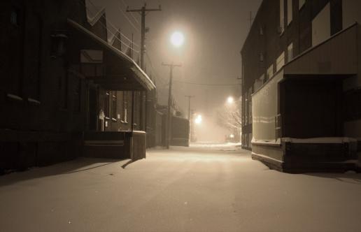 雪「コールドユキコ road」:スマホ壁紙(9)