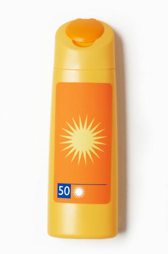 Suntan Lotion「Yellow bottle of sun cream」:スマホ壁紙(9)