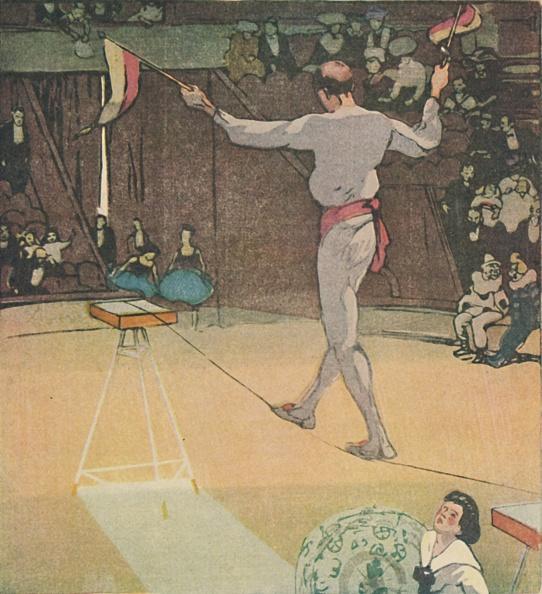 Tightrope Walking「The Tight-Rope Dancer」:写真・画像(18)[壁紙.com]