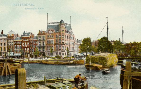 Netherlands「Rotterdam Spanish quay」:写真・画像(13)[壁紙.com]