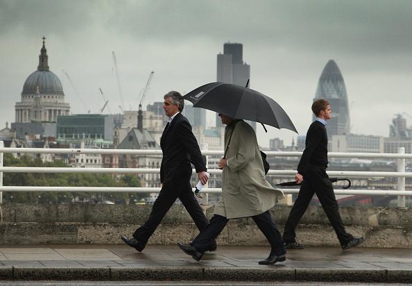 Economy「Financial Turmoil Hangs Over London's City Workers」:写真・画像(18)[壁紙.com]