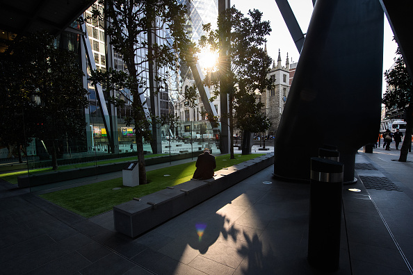 Wireless Technology「The Square Mile - London's Financial District」:写真・画像(3)[壁紙.com]