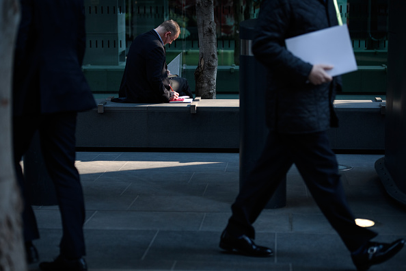 Wireless Technology「The Square Mile - London's Financial District」:写真・画像(2)[壁紙.com]