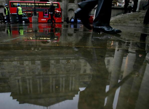 City of London「Credit Crunch Threatens Economy」:写真・画像(14)[壁紙.com]