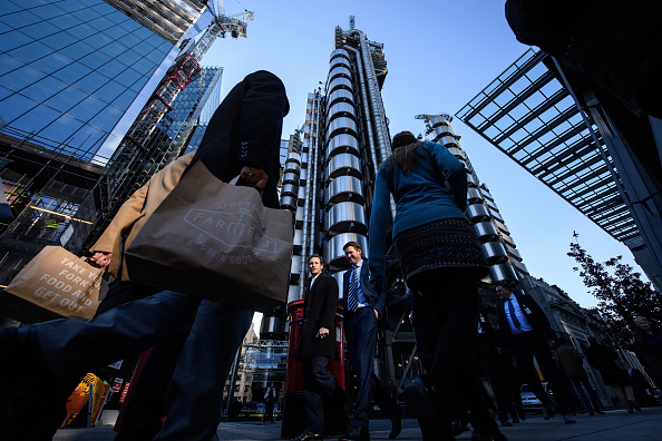 Finance「The Square Mile - London's Financial District」:写真・画像(11)[壁紙.com]