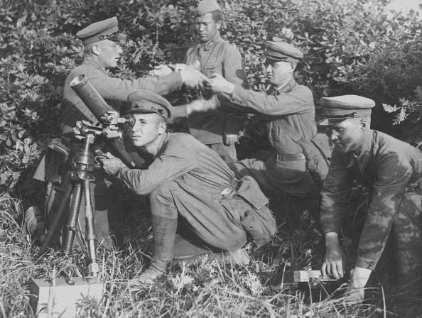 Russian Military「Mortar Training」:写真・画像(19)[壁紙.com]