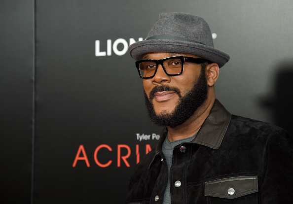 "Tyler Perry「""Acrimony"" New York Premiere」:写真・画像(3)[壁紙.com]"