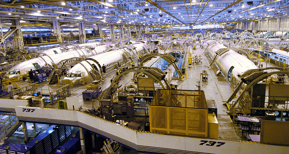 Building - Activity「Wichita Plant Keeps Boeing In The Air」:写真・画像(13)[壁紙.com]