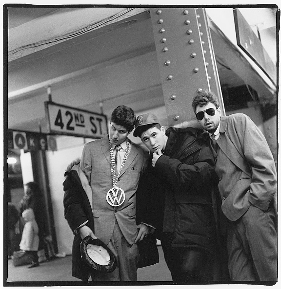 Hip-Hop「Beastie Boys In West 42nd Street / Times Square Subway Station.」:写真・画像(11)[壁紙.com]