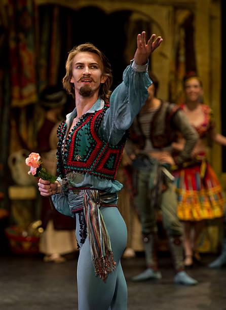 The English National - Ballet Le Corsaire Dress Rehearsal:ニュース(壁紙.com)