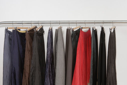 Skirt「Skirts on a rack」:スマホ壁紙(5)
