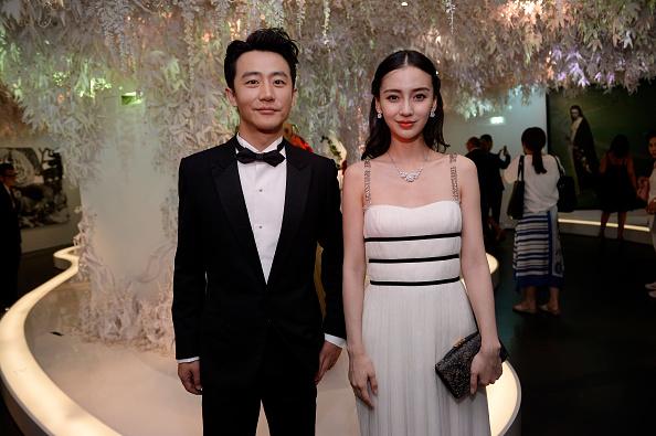 Angelababy「Christian Dior Celebrates 70 Years of Creation - Exhibition At Musee des Arts Decoratifs」:写真・画像(8)[壁紙.com]