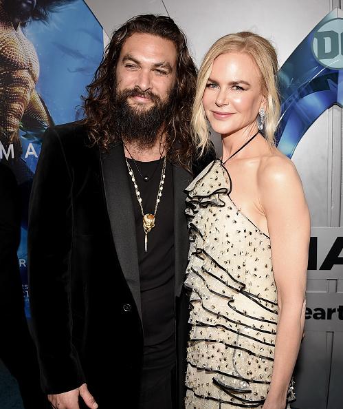 "Tulle Netting「Premiere Of Warner Bros. Pictures' ""Aquaman"" - Red Carpet」:写真・画像(8)[壁紙.com]"