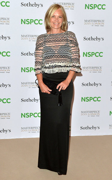 Scalloped - Pattern「NSPCC Neo-Romantic Art Gala - Red Carpet Arrivals」:写真・画像(12)[壁紙.com]