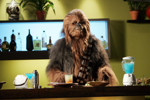 Star Wars Series「Behind The Scenes For MTV Movie Awards Promo」:写真・画像(0)[壁紙.com]