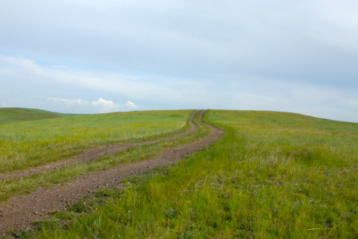 Footpath「Inner Mongolia,China」:スマホ壁紙(1)