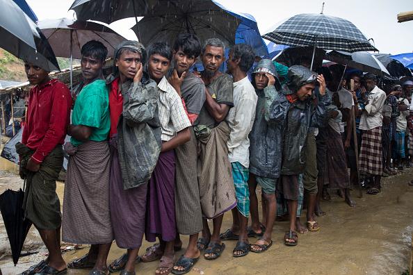UNHCR「Rohingya Refugees Flood Into Bangladesh」:写真・画像(8)[壁紙.com]