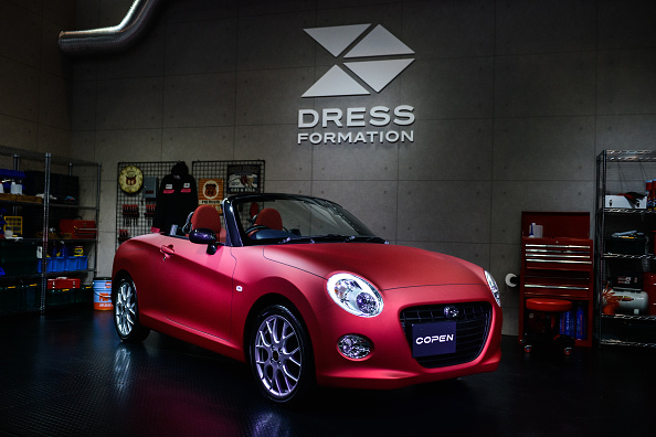 Tokyo Auto Salon「Tokyo Auto Salon 2015」:写真・画像(3)[壁紙.com]