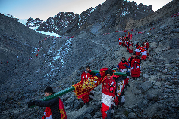 Bestpix「Andean Indigenous Cultures Adapt To A Changing Climate」:写真・画像(13)[壁紙.com]
