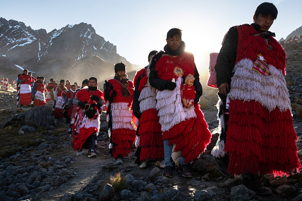 Environment「Andean Indigenous Cultures Adapt To A Changing Climate」:写真・画像(0)[壁紙.com]