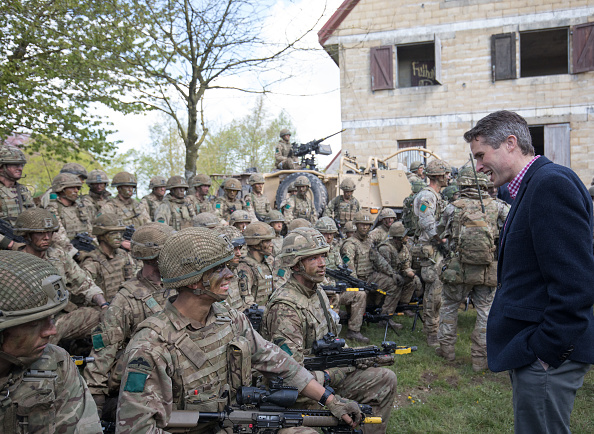 Concepts「Defence Secretary Gavin Williamson ObservesThe NATO Joint Warrior Exercise」:写真・画像(12)[壁紙.com]