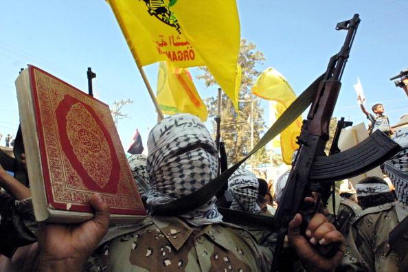 Deir Al-balah「Arafat Supporters March In Gaza Strip」:写真・画像(17)[壁紙.com]