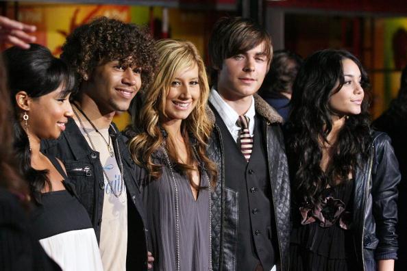 "High School Musical「DVD Premiere Disney's ""High School Musical 2"" - Arrivals」:写真・画像(12)[壁紙.com]"