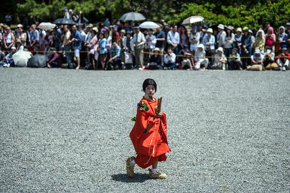 葵祭「Aoi Festival In Kyoto」:写真・画像(14)[壁紙.com]
