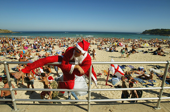 Christmas「Australian Christmas at Bondi Beach」:写真・画像(12)[壁紙.com]