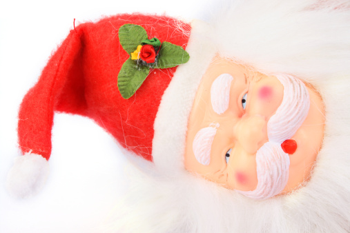 Beard「Santa Claus doll, close up」:スマホ壁紙(8)