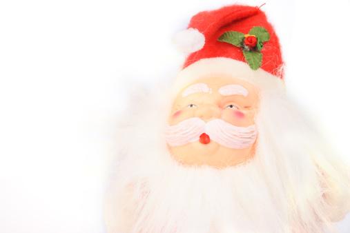 Beard「Santa Claus doll, close up」:スマホ壁紙(2)