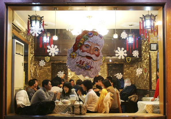 Christmas「China Prepares For Christmas Holiday」:写真・画像(14)[壁紙.com]