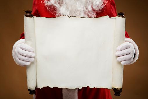 Manuscript「Santa Claus」:スマホ壁紙(0)