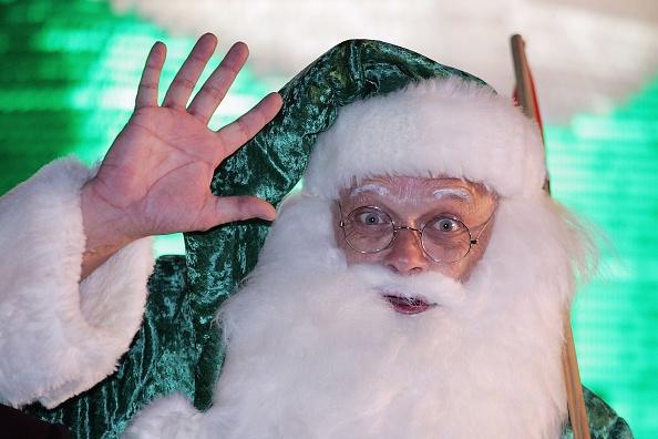 Minato Ward「Santa Goes Green In Tokyo」:写真・画像(2)[壁紙.com]
