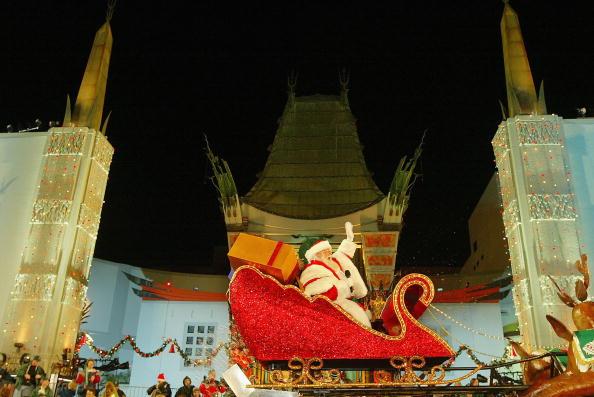 Hollywood - California「73rd Annual Hollywood Christmas Parade 2004」:写真・画像(3)[壁紙.com]