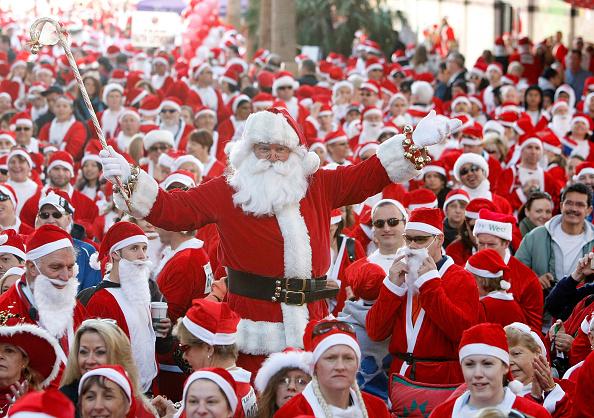 Abundance「Siegfried & Roy Present The Fourth Annual Las Vegas Great Santa Run」:写真・画像(12)[壁紙.com]