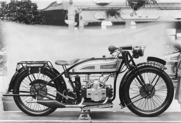 Chain - Object「Douglas EW Motorcycle」:写真・画像(19)[壁紙.com]