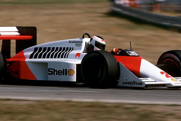 F1レース「Stefan Johansson, Grand Prix Of Germany」:写真・画像(12)[壁紙.com]