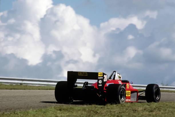Sports Track「Stefan Johansson, Grand Prix Of The Netherlands」:写真・画像(4)[壁紙.com]