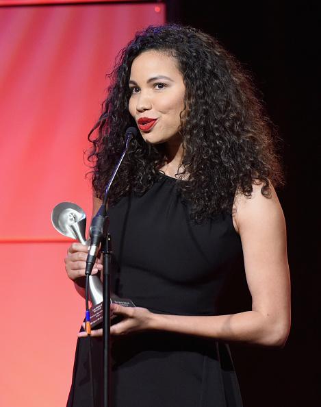 Three Quarter Length「The 42nd Annual Gracie Awards - Inside」:写真・画像(1)[壁紙.com]