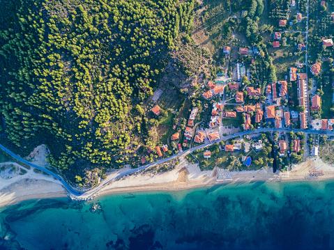 Halkidiki「Beautiful Greek islands and sea」:スマホ壁紙(14)