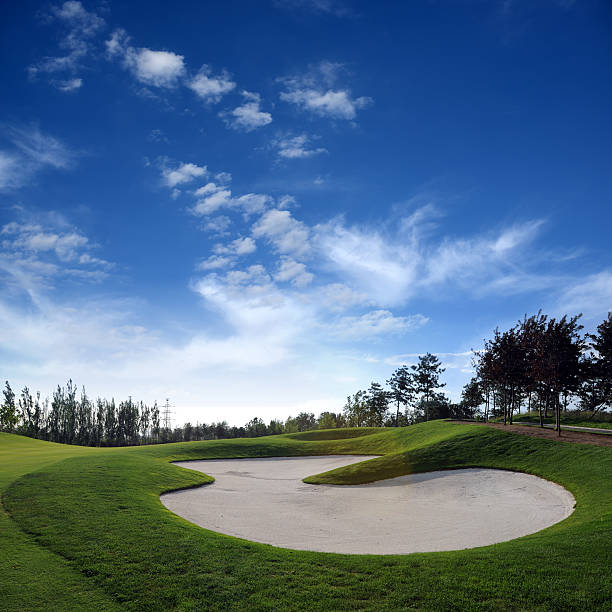 Beautiful Golf Course - XXLarge:スマホ壁紙(壁紙.com)