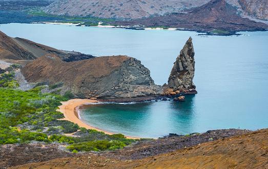 ガラパゴス諸島「美しいガラパゴス島」:スマホ壁紙(4)