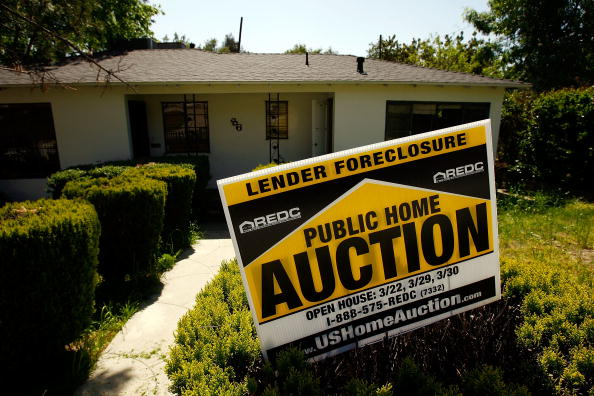 Finance「California Home Prices Steadily Falling And Foreclosures Rising」:写真・画像(8)[壁紙.com]