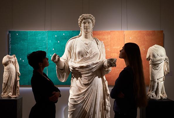 アート「Ancient Marbles: Classical Sculpture And Works Of Art At Sotheby's」:写真・画像(0)[壁紙.com]