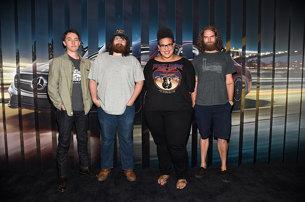 Gulf Coast States「Mercedes-Benz Kicks-Off Evolution Tour In New York City With Alabama Shakes And Questlove At Terminal 5」:写真・画像(17)[壁紙.com]