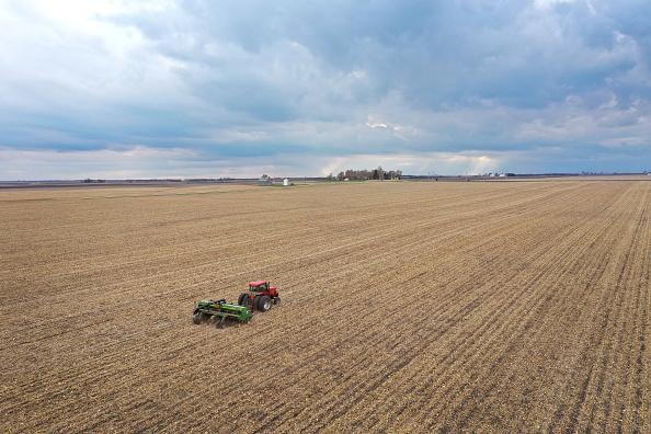 Illinois「American Farmers Begin Growing Season During Coronavirus Lockdown」:写真・画像(8)[壁紙.com]