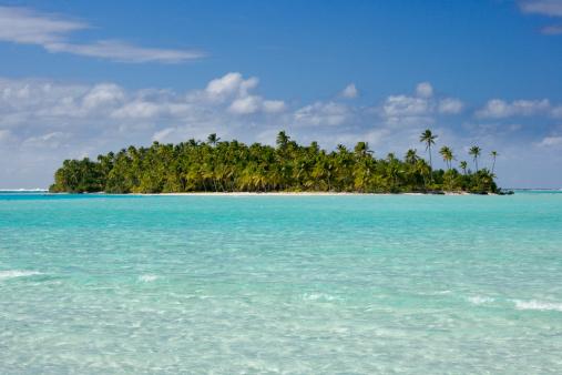 Aitutaki Lagoon「Aitutaki Lagoon in the Cook Islands 」:スマホ壁紙(4)