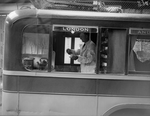 Ice Tea「Mobile Restaurant」:写真・画像(4)[壁紙.com]