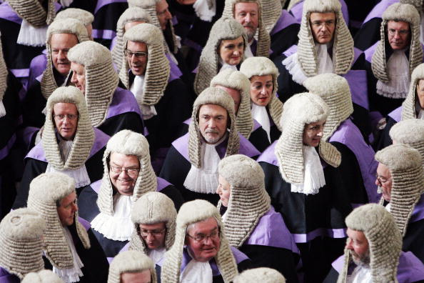 Judge - Law「Judges Attend Their Annual Service Of Thanksgiving At Westminster Abbey」:写真・画像(7)[壁紙.com]